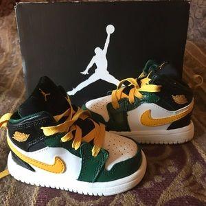 Baby Boy Nike Jordan's